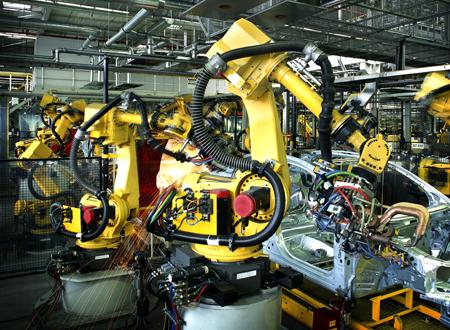 transporte sector robotica